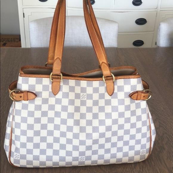 Louis Vuitton Handbags - Louis Vuitton Damier Azul Batignolles Neverfull